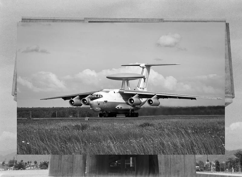 Пример самолёта-метеолаборатории. Фото самолета: Виталий Рагулин