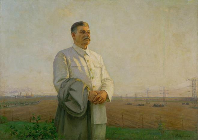 Федор Шурпин. Утро нашей родины. 1946–1948 годы