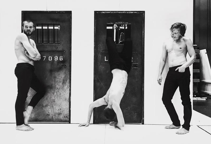 «Горящие двери» / Фото со страницы Facebook