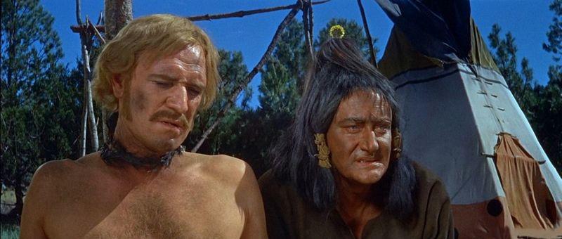Кадр из фильма «Человек по имени Конь»
