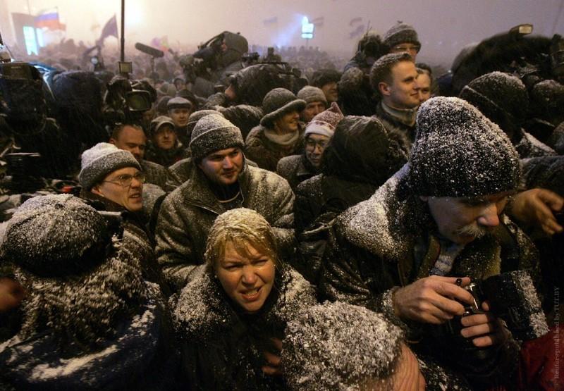 Минск, 2006. Фото: Reuters