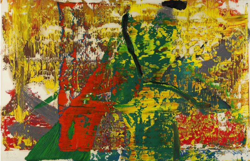 Герхард Рихтер. UNTITLED. 1996