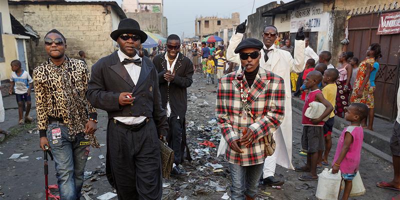 Клуб «элегантных людей» Конго, фото: diletant.media
