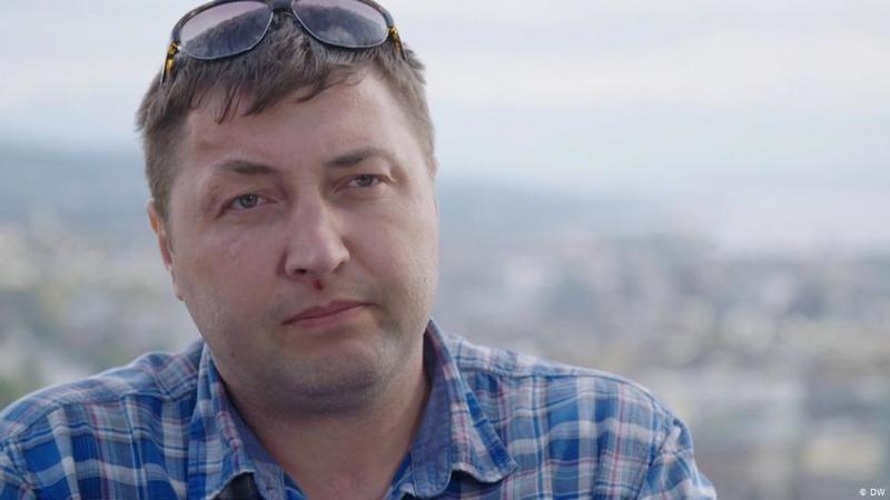 Юрий Гаравский. Фото: DW