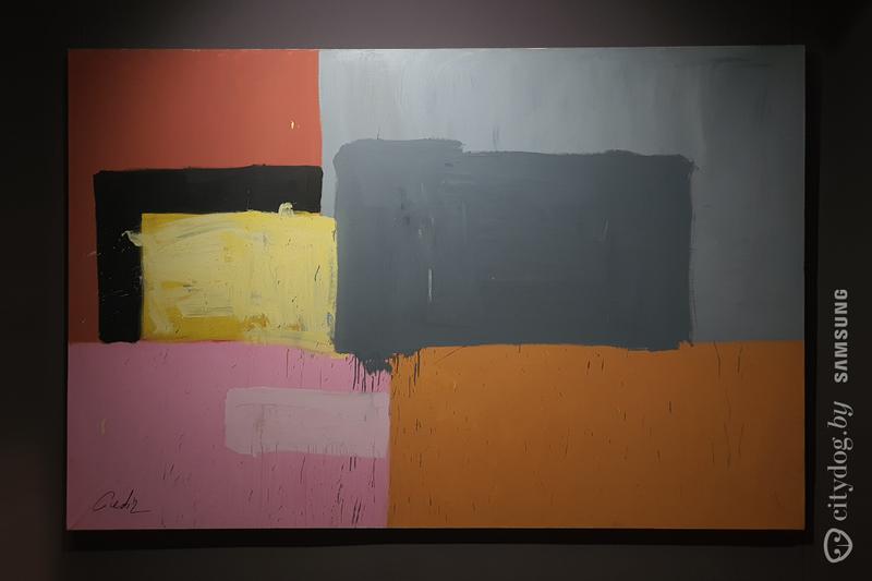 Эта работа Захара попала в Национальный художественный музей. Фото: Citydog