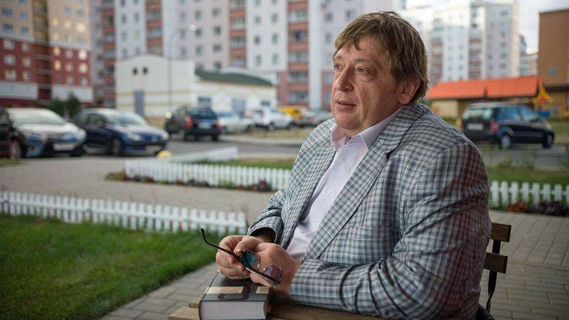 Александр Федута. Фото: Журнал Гефтер