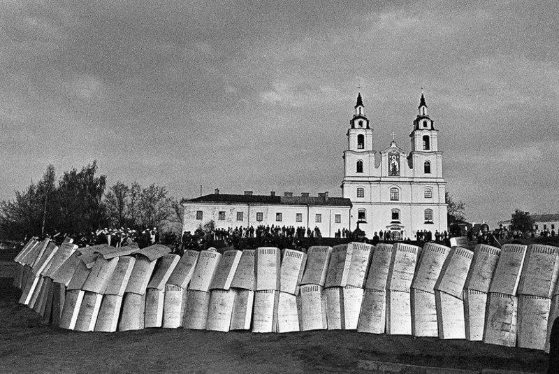 Минский Свято-Духов Кафедральный Собор, середина 90-х