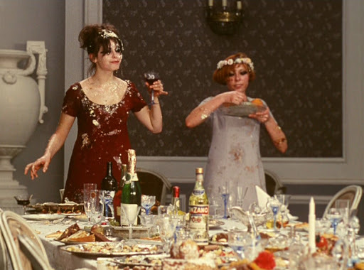 Кадр из фильма «Маргаритки»