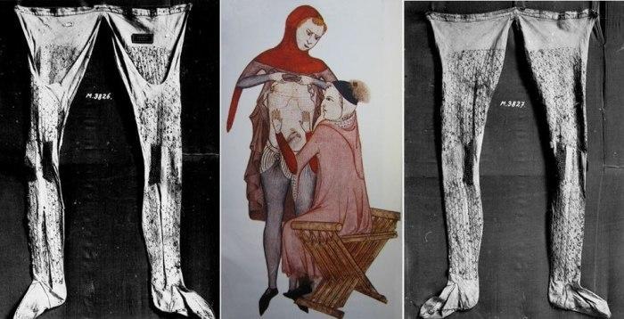 Шоссы, XIII век