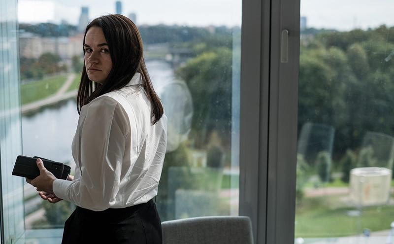 Светлана Тихановская (Фото: Arturas Morozovas / Getty Images)