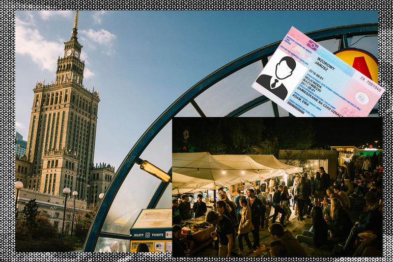 Варшава. Фото: 34mag