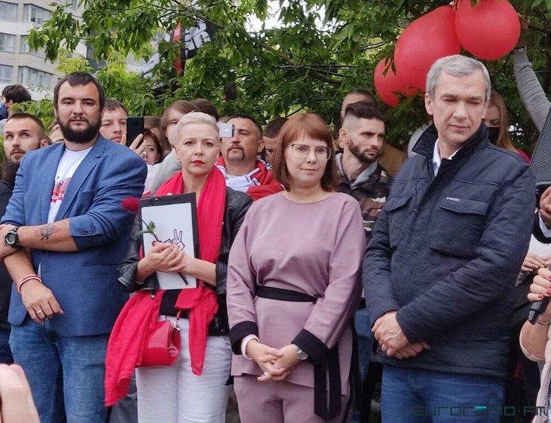 Сергей Дылевский, Мария Колесникова, Ольга Ковалькова, Павел Латушко