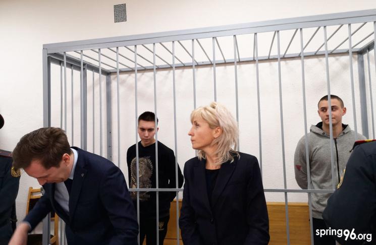 Никита Емельянов и Иван Комар
