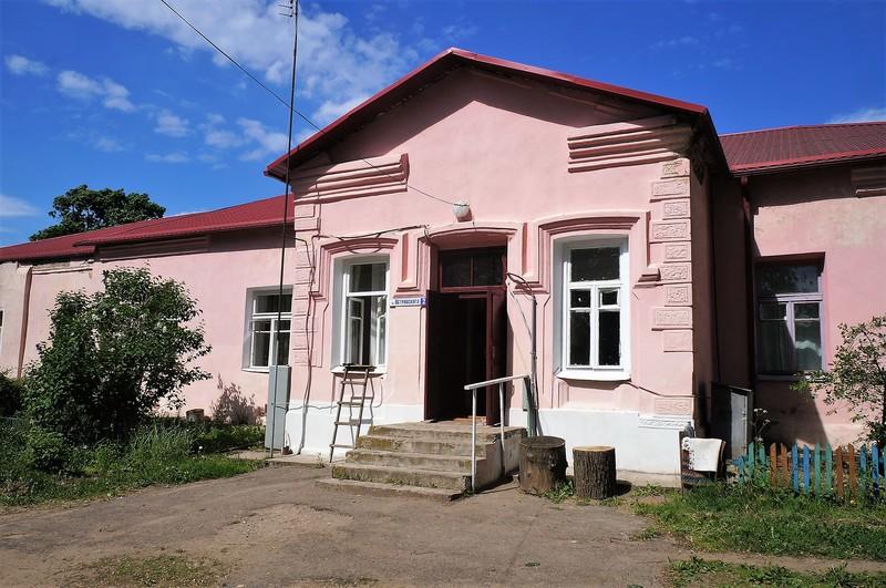 Розовый на истоиико-культурной ценности (Минская область)