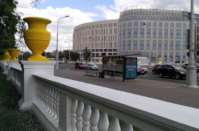 Перспектива Желтого, Кемпинского