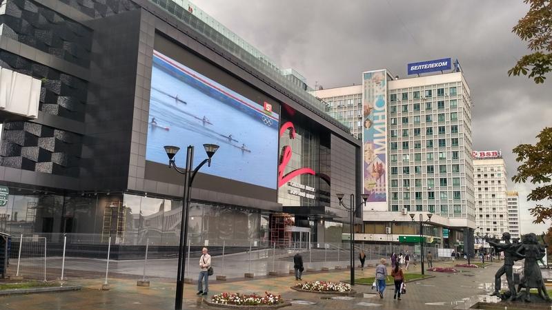 Черный цвет Галереи-Минск оказался не таким страшным, как думалось многим архитекторам