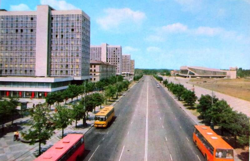 парковая магистраль