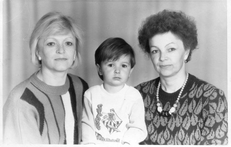 Мама Таня и мама Люба
