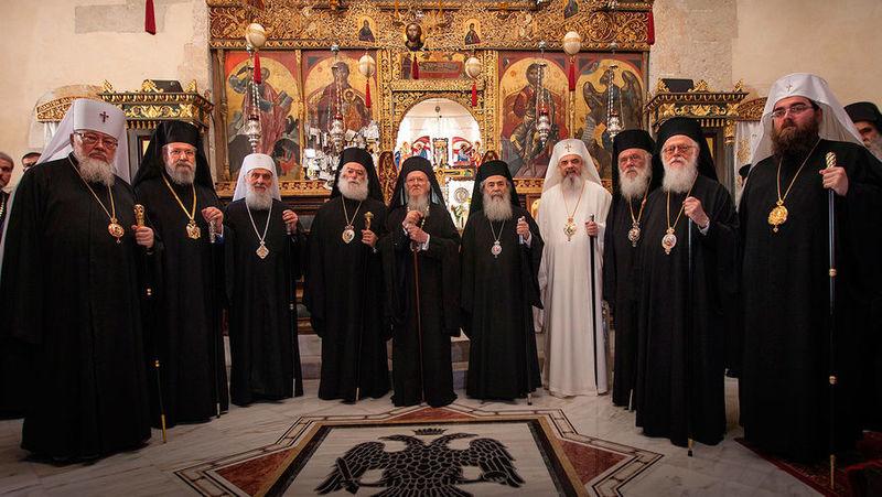Всеправославныйсобор 2016 года. Крит. Фото: AP