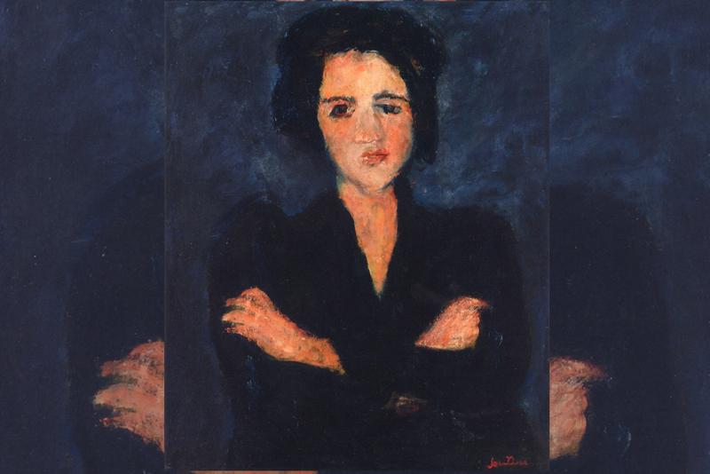 Ева. 1928г.