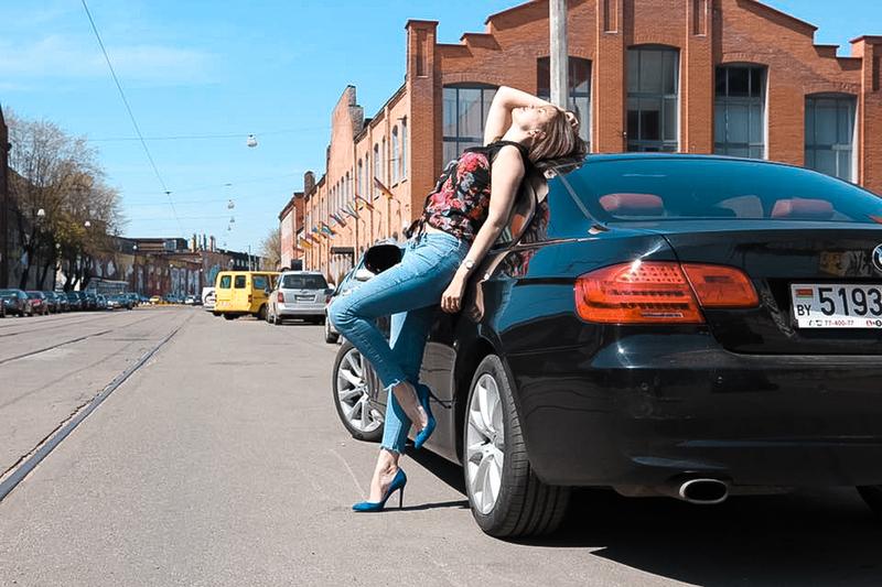 Владелица модного бренда KrasA Анна Кулакова