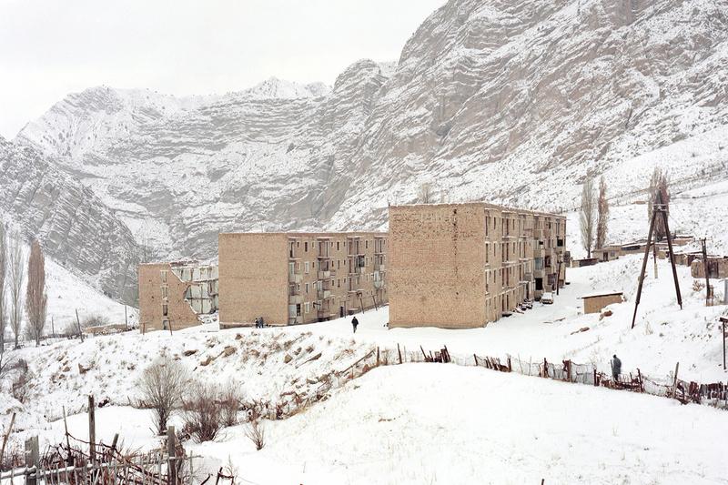 Киргизия. Фото: Эллиотт Вердье