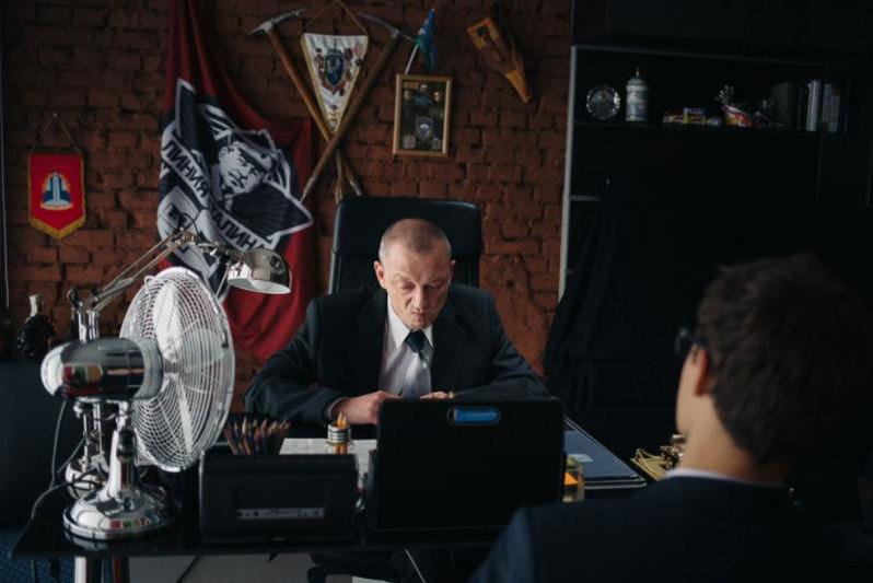 Кадр из фильма «Party-zan фильм»
