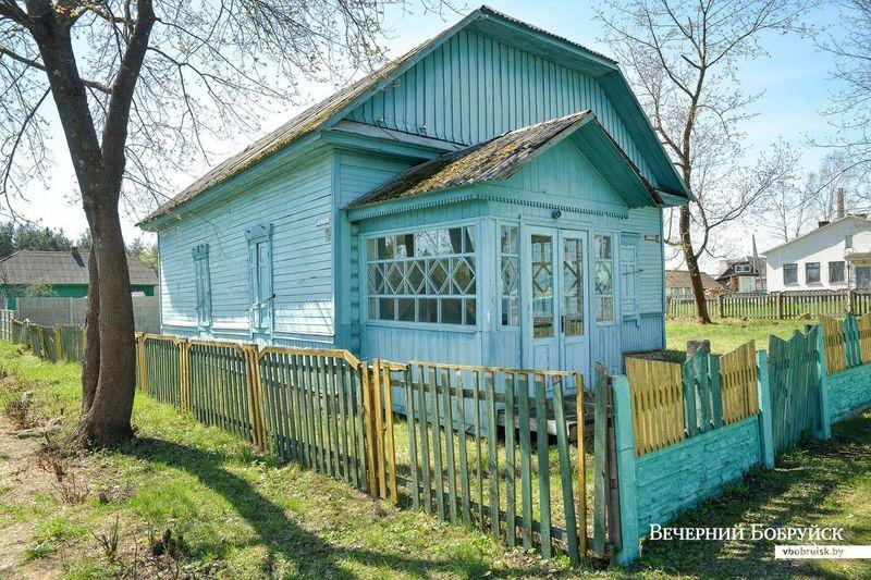 Дом-музей Алеся Адамовича. Фото: Вечерний Бобруйск