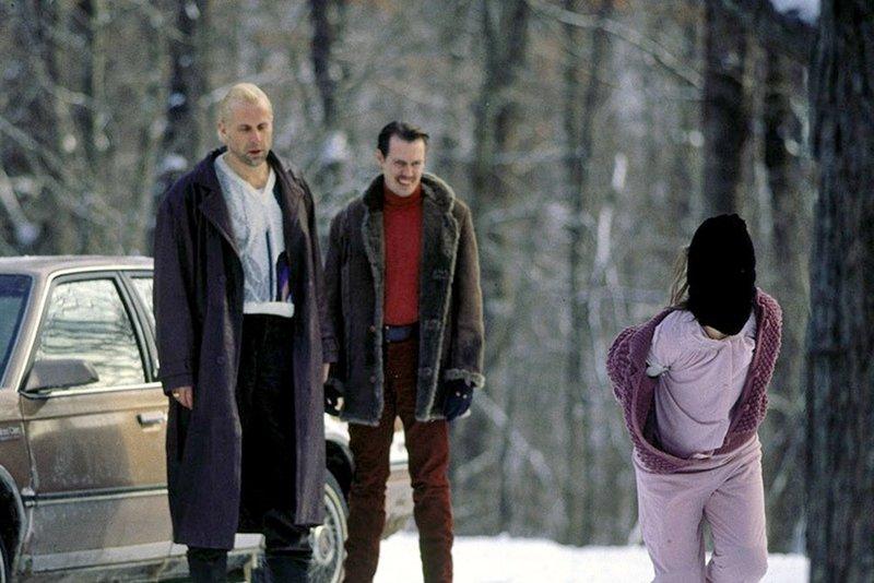 Кадр из фильма «Фарго»