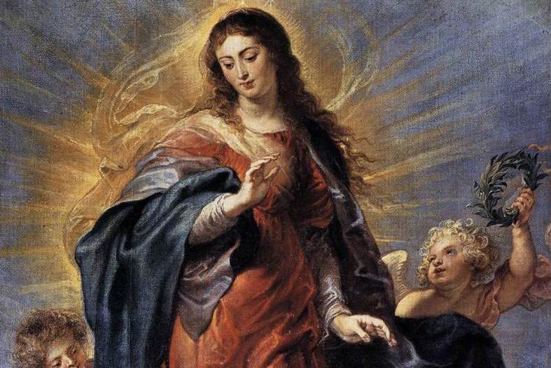 Непорочное Зачатие Пресвятой Девы Марии. Торжество