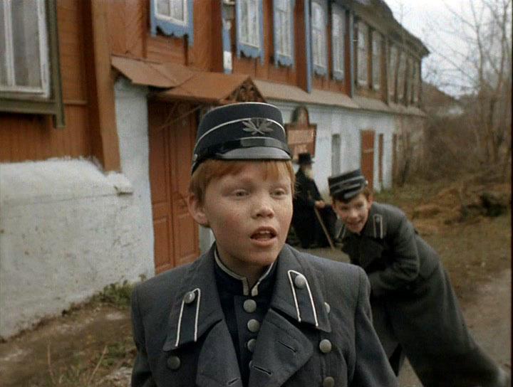 Кадр из фильма «Мальчики» по мотивам книги «Братья Карамазовы»