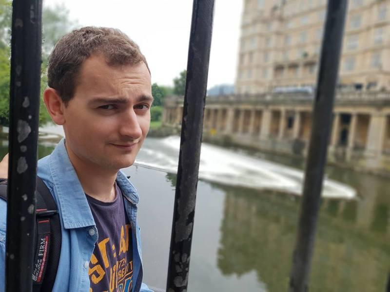 Артём Шрайбман, фото: Вика Луд