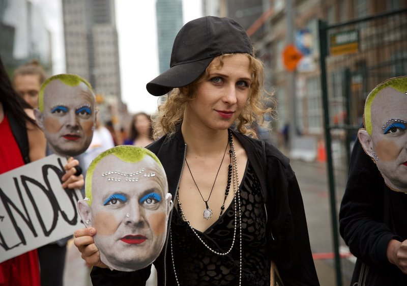 Мария Алёхина, Pussy Riot