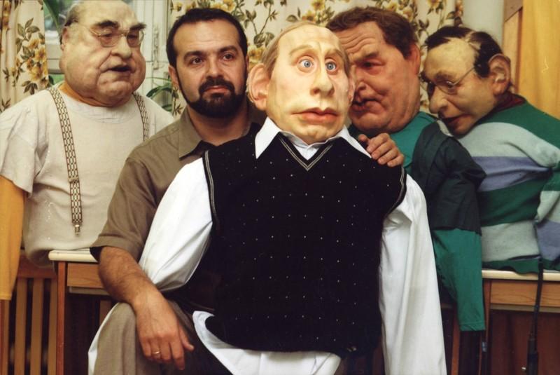 Виктор Шендерович и «Куклы. 20 лет спустя»