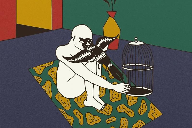 Иллюстрация:  Léna Fradier's