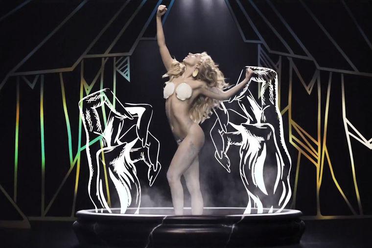 «Applause» от Lady Gaga