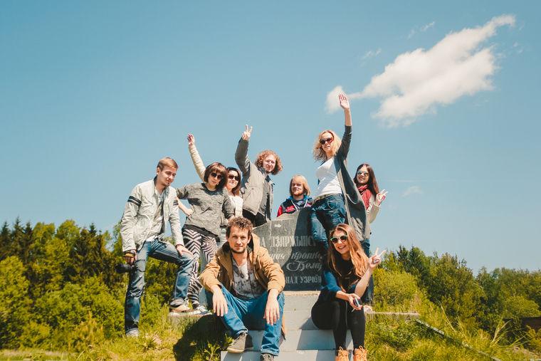 Самая высокая точка Беларуси