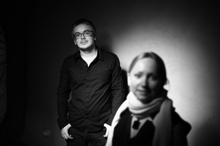 Юрий Сорокин и Тамара Кулинкович, фото: Ivan Besser
