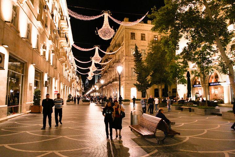 Баку, фото: Alex Cheban