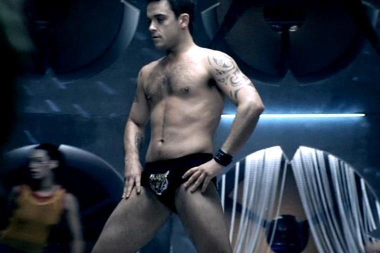 Robbie Williams «Rock Dj»