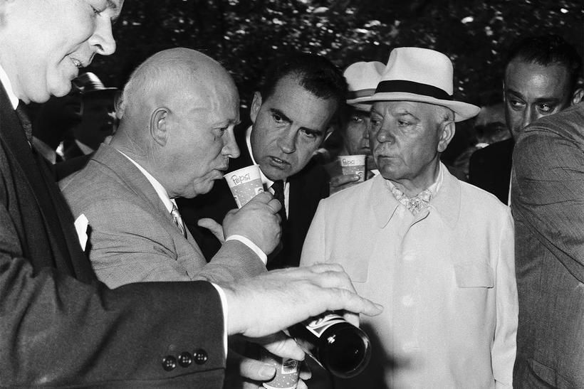 фото: Khrushchev Pepsi, источник: economist.com