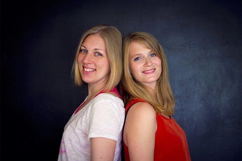 Марта и Маша