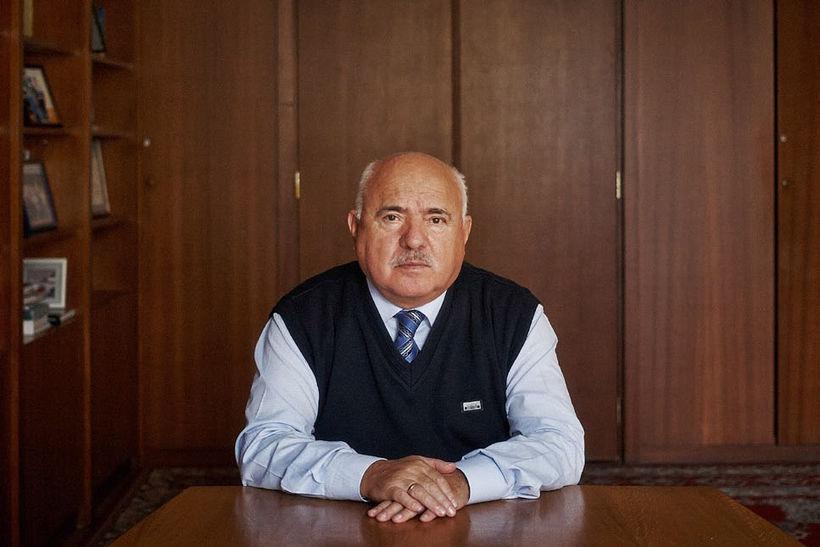 Николай Чергинец – член Совета Республики Национального собрания Республики Беларусь,