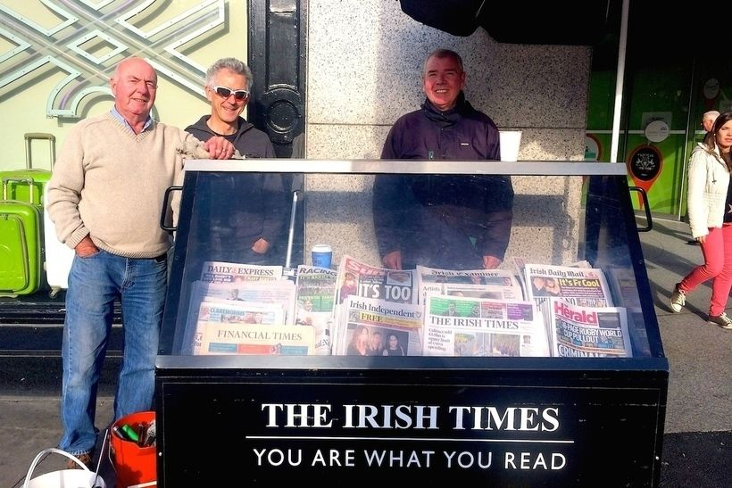 Ирландские мужчины