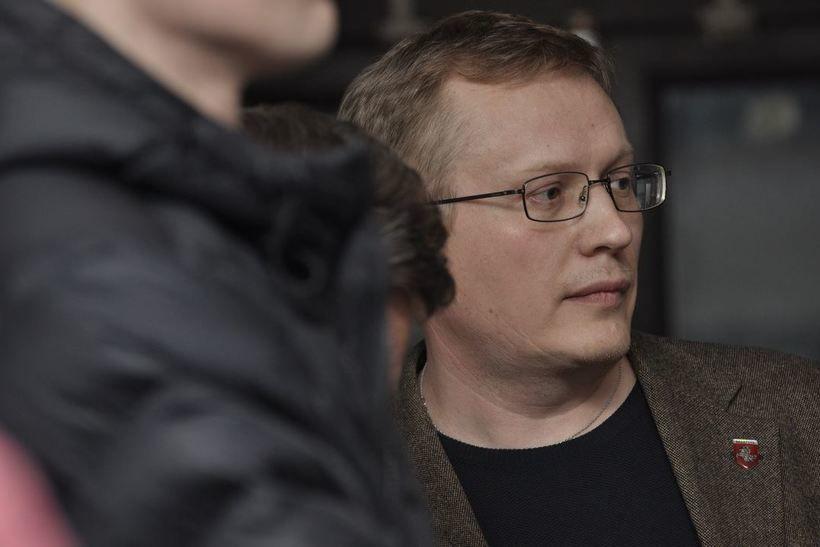 Павел Подкорытов, фото: группа в FB