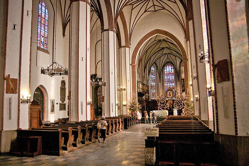 Кафедральный собор Святого Иоанна Крестителя, Варшава