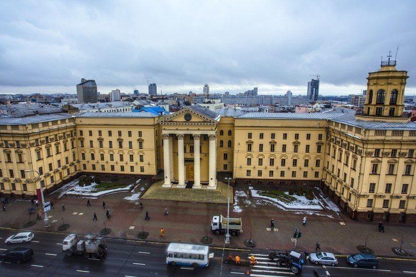 Здание КГБ, фото: minsk-minsk.by