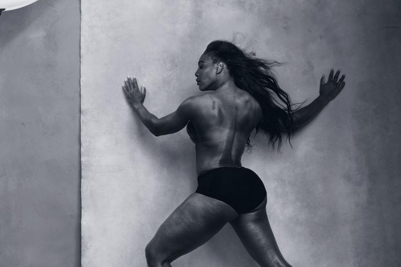 Теннисистка Серена Уильямс – апрель 2016