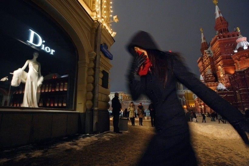Москва. Фото: National Geographic
