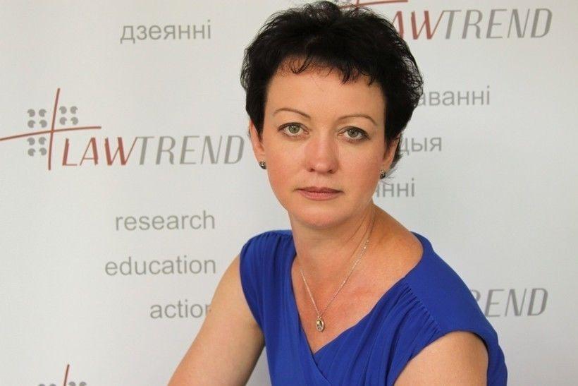 Елена Тонкачёва, фото: lawtrend.org